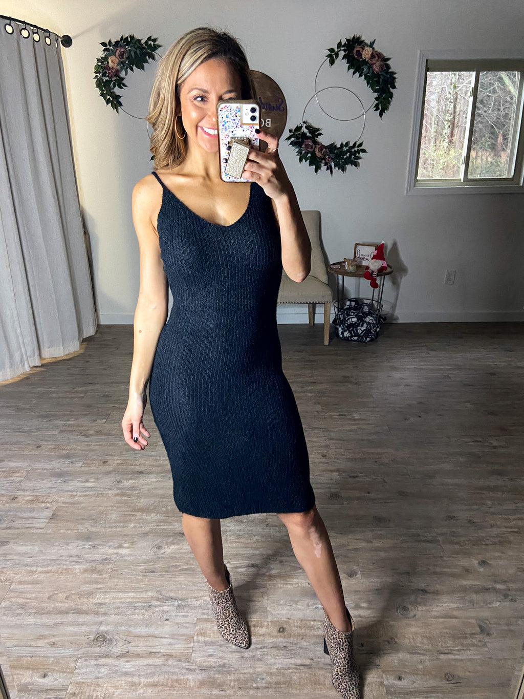 Style Me Sweater Dress