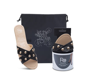 Showstopper Rollasole Sandals