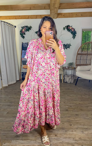 The Je All Day Floral Dress