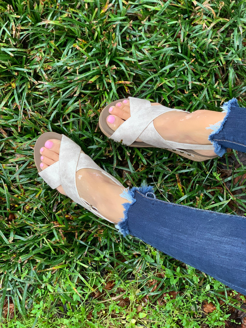 Walking on Sunshine Wedges