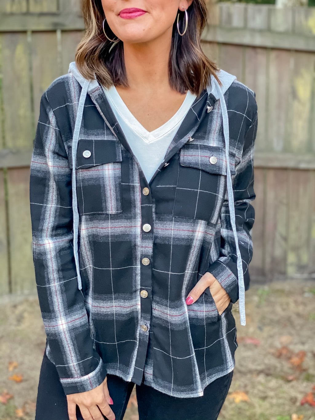 Not Your Boyfriend's Flannel