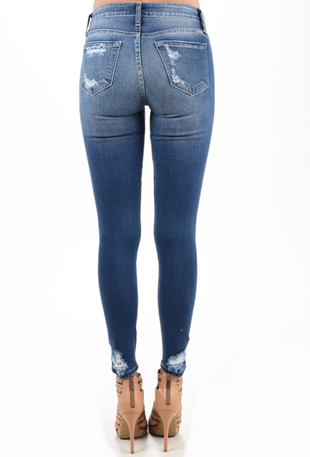 Party Rocker Distressed Jeans