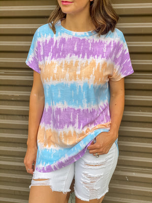 Colorful Tides Top