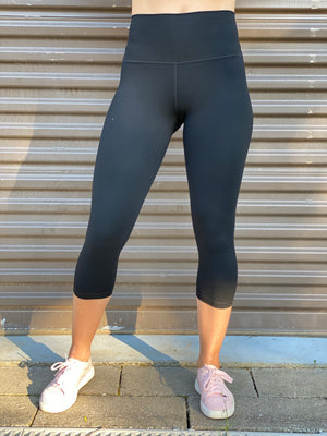 The Perfect Capri Legging