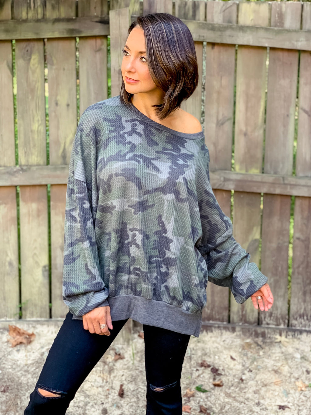 Comfy Camo Thermal