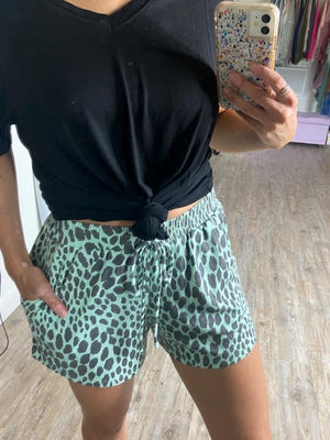 Wild Dreams Lounge Shorts