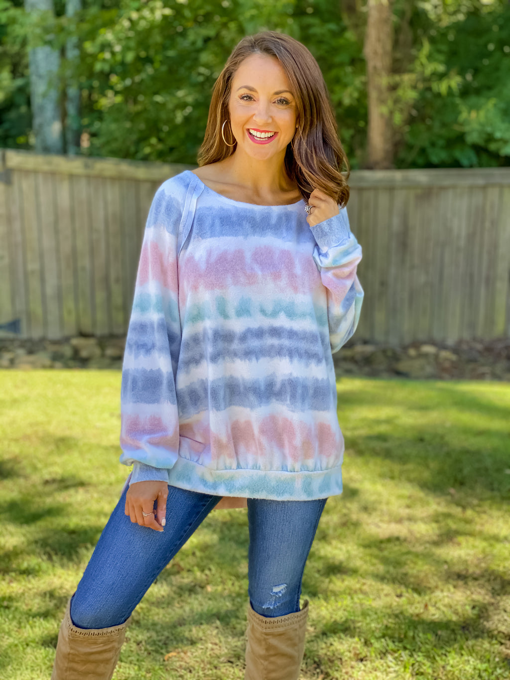 Colors of Comfort Pullover