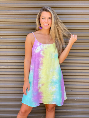 Living in Color Dress