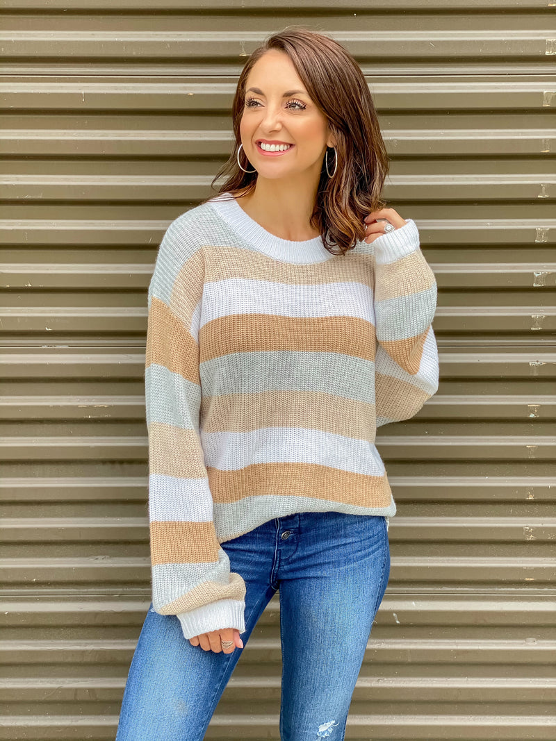 Fall Breeze Sweater