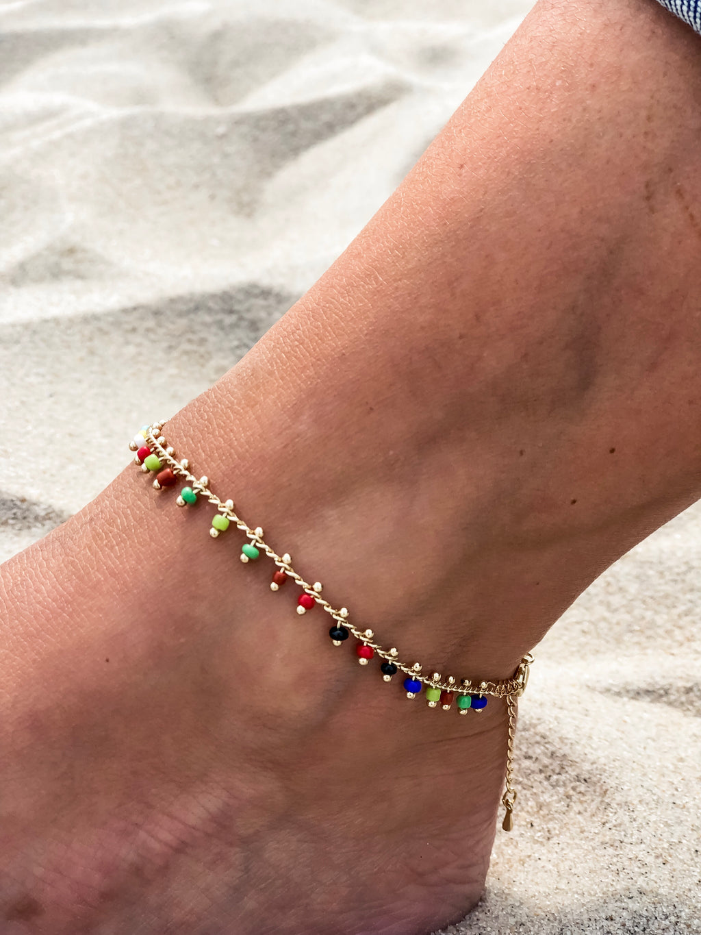 Beautiful Soul Anklets