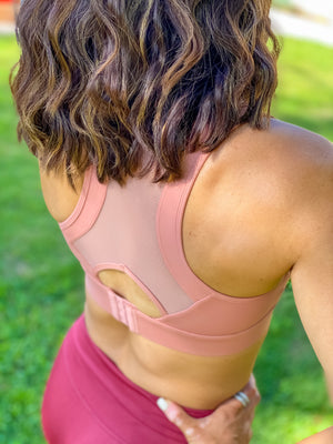 Fit for Me Sports Bra