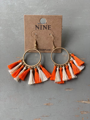 Game Day Earrings (Tennessee)