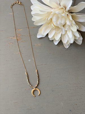 Under The Moon Necklace