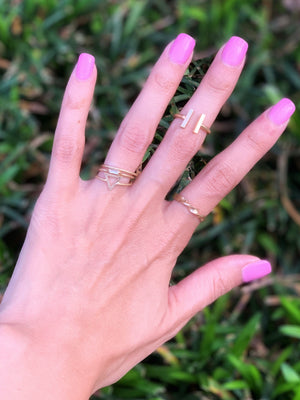 Ring Set (Gold & Silver)