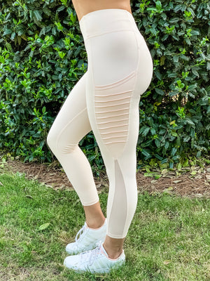 Just Peachy Workout Leggings