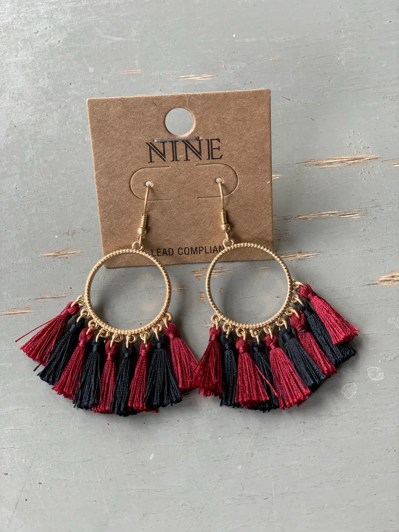 Game Day Earrings (Alabama)