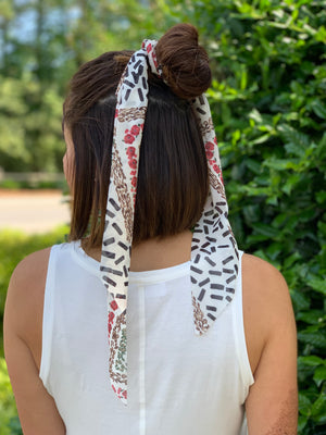All The Details Hair Scarf