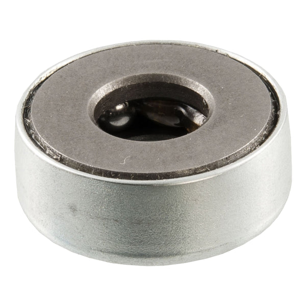 2-Pack CURT 23232 2.32-Inch Bearing Protector Dust Covers
