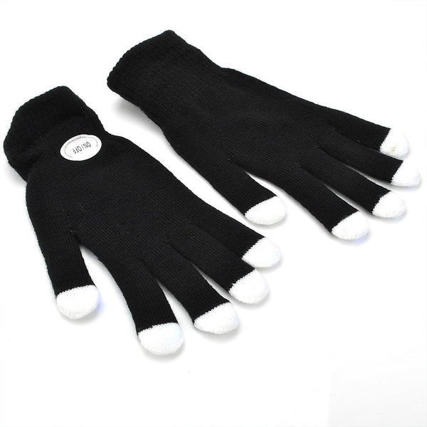 Fingertip Light LED Gloves - Trending Curve