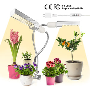 How to Choose a LED Grow Light for Indoor Plants?