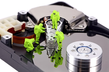 Data Recovery ribbit