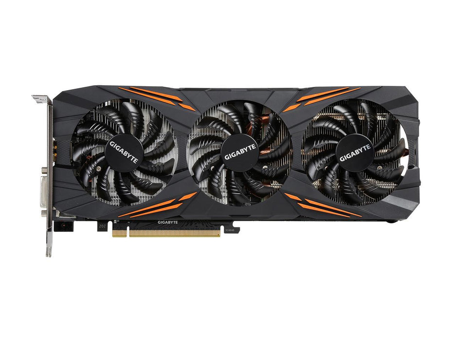 IN STOCK GIGABYTE GeForce GTX 1080 G1 Gaming GV-N1080G1 GAMING-8GD Video Card Gaming