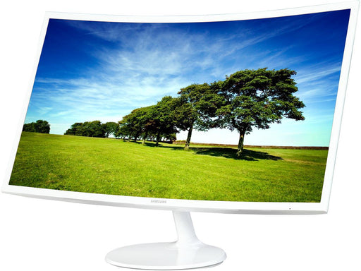 "SAMSUNG C32F391 Glossy White 32"" 4ms Widescreen LED LCD Monitor Curved"