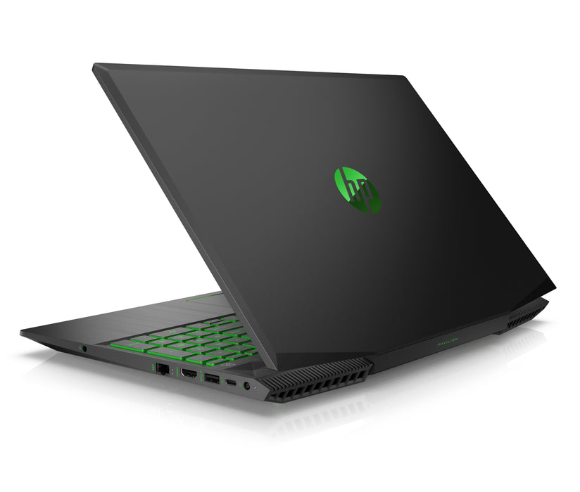 "HP Pavilion 15.6"", Intel Core i5-8300H, NVIDIA GeForce GTX 1050Ti, 1TB HDD, 8GB RAM,"