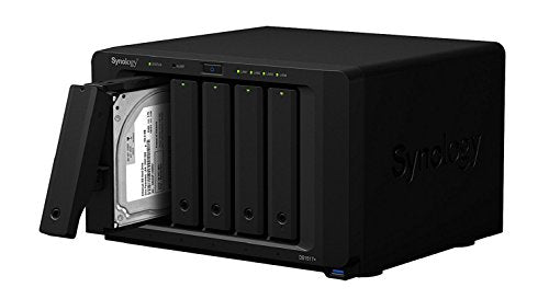 Synology 5 bay NAS DiskStation DS1517+ (8GB) (Diskless)