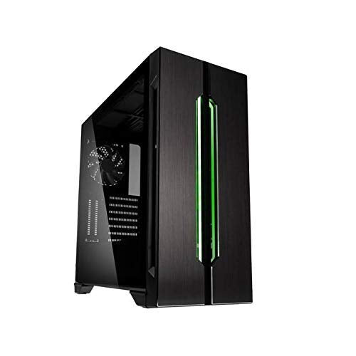 Lian Li LANCOOL ONE Black SECC/Tempered Glass Gaming Computer Case