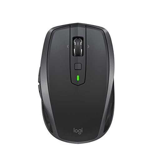 Logitech 910-005132 MX Anywhere 2S Wireless Mouse with FLOW Cross-Computer Control and File Sharing for PC and Mac