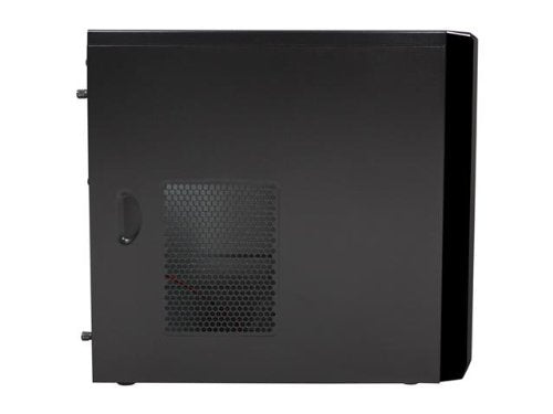 Rosewill Dual Fans MicroATX Mini Tower Computer Case with USB 2.0 Cases RANGER-M Black