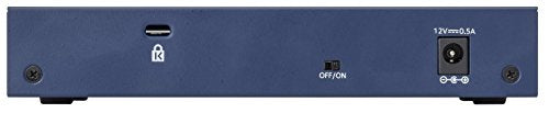 NETGEAR ProSAFE FS108NA 8-Port Fast Ethernet Switch (FS108NA)
