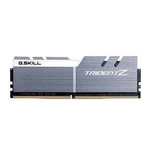 G.SKILL 64GB (8 x 8GB) TridentZ Series DDR4 PC4-25600 3200MHz For Intel X99 Platform Desktop Memory Model F4-3200C15Q2-64GTZSW