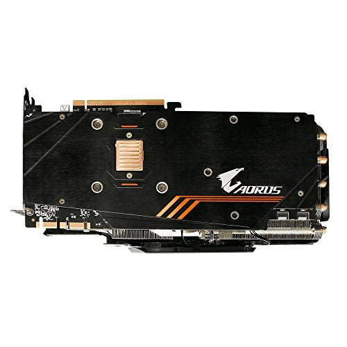 Gigabyte AORUS GeForce GTX 1080 Ti 11GB Graphic Cards GV-N108TAORUS-11GD-