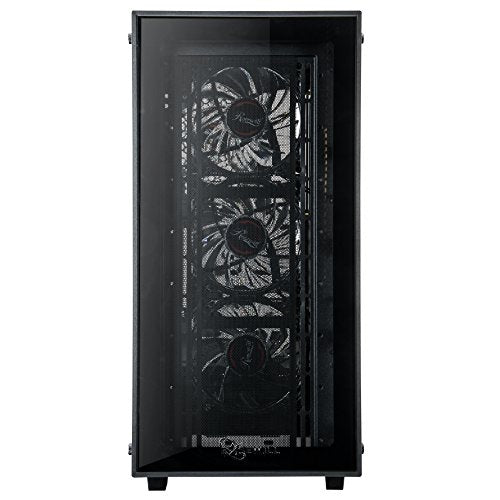 CASE ROSEWILL | CULLINAN MX GAMING ATX Mid Tower Computer Case