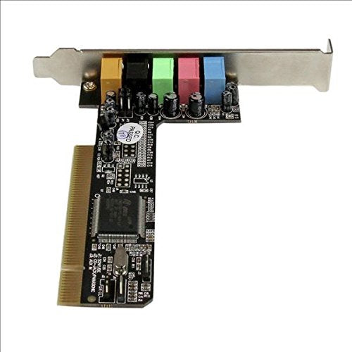 5.1 Channel Pci Surround Sound Card Adapter - Sound Card