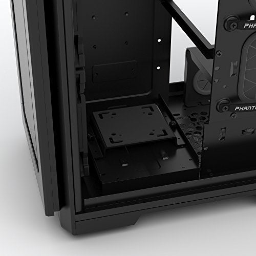 Phanteks Enthoo Luxe PH-ES614LTG_BK  Black Aluminum Exterior/Steel Chassis/Tempered Glass Panel, Full Tower ATX Case