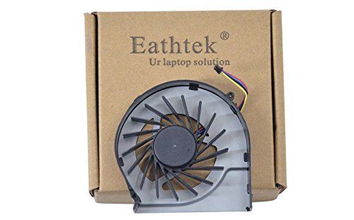 Eathtek Replacement CPU Cooling Fan for HP G4-2000 G6-2000 G7-2000 series
