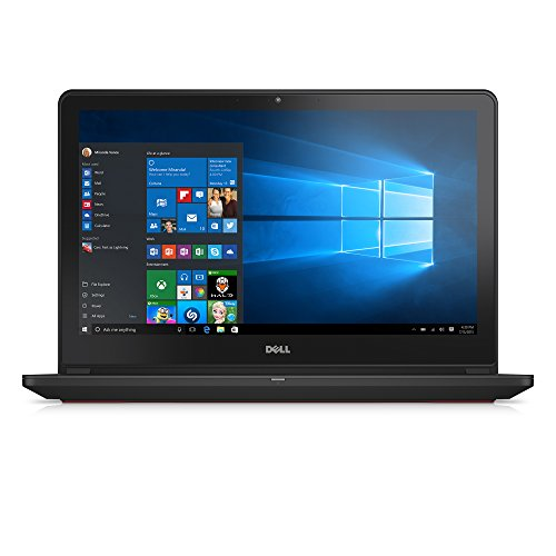Dell Inspiron i7559-2512BLK 15.6 Inch FHD Laptop (6th Generation Intel Core i7, 8 GB RAM, 1 TB HDD + 8 GB SSD) NVIDIA Gaming GeForce GTX 960M