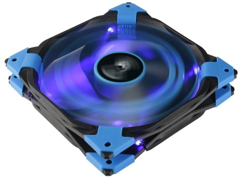 AeroCool Fan Cooling for PC, DS 120mm (Blue)