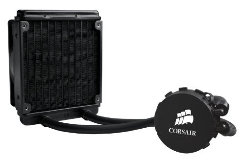 Corsair Hydro Series H55 Quiet Edition Liquid CPU Cooler