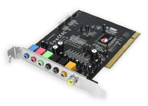 SIIG SoundWave 7.1 PCI Sound Card IC-710012-S2