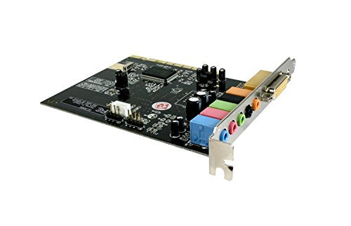 Diamond XS51 XtremeSound 5.1 PCI 16 bit Sound Card for windows 7, 8.1