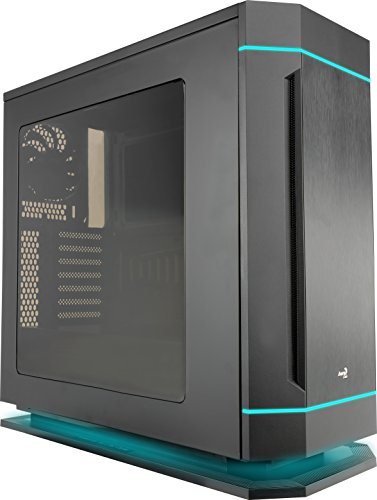 AeroCool DS230 Window Black Cases, Black