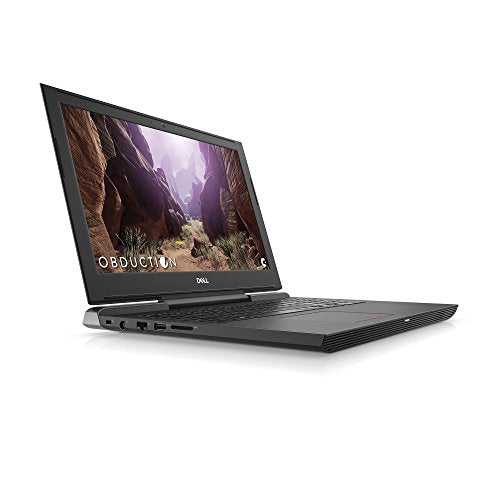 Dell i7577-7425BLK-PUS Inspiron UHD Display Gaming Laptop - 7th Gen Intel Core i7, GTX 1060 6GB