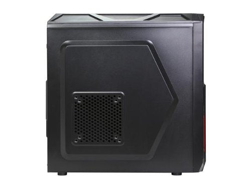 Rosewill ATX Mid Tower Gaming Computer Case Galaxy-02 Black
