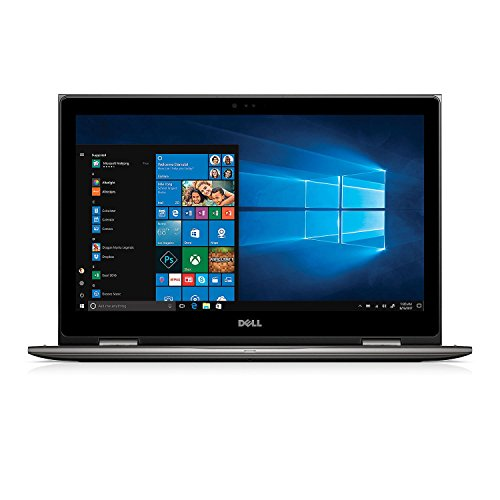 2018 Flagship Dell Inspiron 15 FHD IPS TouchScreen 2-in-1 Convertible Laptop (Intel Core i7-8550U Processor, 16GB RAM, 1TB SSD, Backlit Keyboard,Intel HD, Wifi, Bluetooth, HDMI, Windows 10)