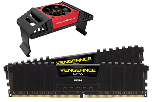 Corsair Vengeance LPX 16GB (2x8GB) DDR4 4500 (PC4-36000) C19 Desktop memory for Intel 299 - black PC memory CMK16GX4M2F4500C19