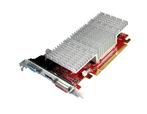Diamond Multimedia ATI AMD Radeon HD 5450 PCI Express GDDR3 1GB Video Graphics Card 5450PE31G
